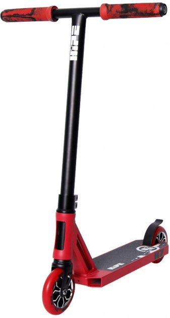 Самокат трюковий Hipe H7 Black/Red (800016) - зображення 1
