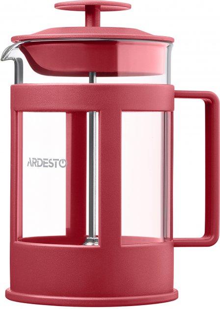 Френч-прессArdesto Fresh Red 800 мл (AR1008RF) - изображение 1