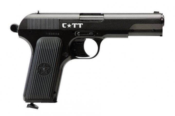 Пневматический пистолет Crosman C-TT - изображение 1