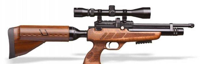 Пистолет пневматический Kral NP-02 PCP 4,5 мм (3681.01.02) - изображение 1