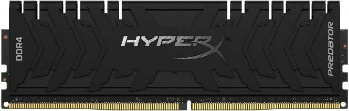 Оперативная память HyperX DDR4-3000 32768MB PC4-24000 Predator Black (HX430C16PB3/32) - изображение 1
