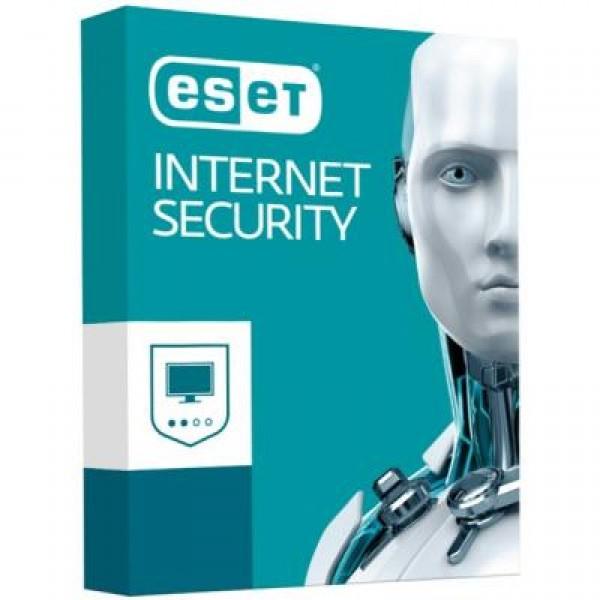 Антивирус ESET Internet Security для 8 ПК, лицензия на 2year (52_8_2) - изображение 1