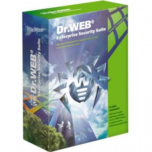 Антивирус Dr. Web Компл. Универсальный 25 ПК 3 года эл. лиц. (LZZ-*C-36M-25-A3) - изображение 1