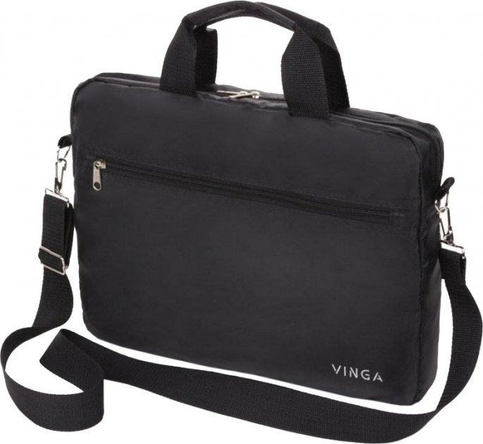 """Сумка для ноутбука Vinga 14"""" Black (NB140BK) - изображение 1"""