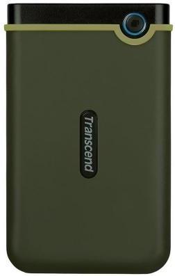 "Жорсткий диск (HDD) 2TB Transcend TS2TSJ25M3G USB 3.1 StoreJet 2.5"" M3G (TS2TSJ25M3G) - зображення 1"