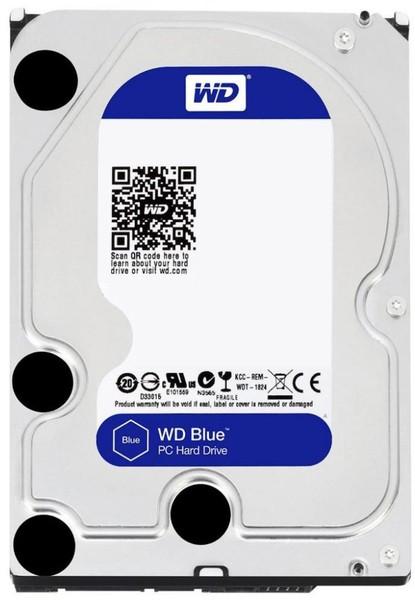 """Жорсткий диск (HDD) Western Digital 3.5"""" 4TB (WD40EZRZ) - зображення 1"""