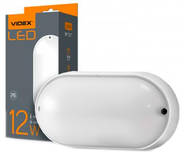 Прожектор VIDEX 12W 5000K 220V (24764) - зображення 1