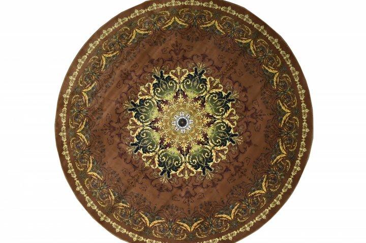 Килим Merinos перська класичний 2829V 3*3 м коло - зображення 1