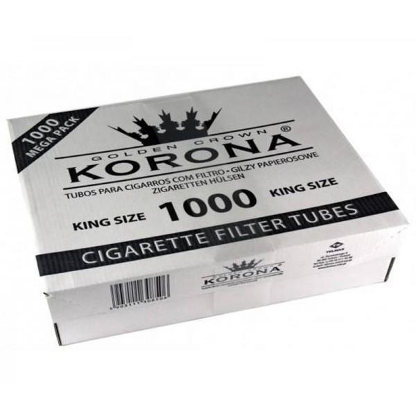 Гильзы для сигарет с фильтром купить 1000шт сигареты подешевле купить