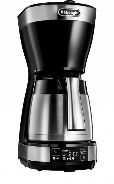 Крапельна кавоварка DeLonghi ICM16731 - зображення 1