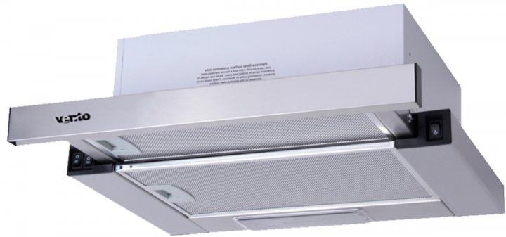 Витяжка VENTOLUX GARDA 45 INOX (700) SLIM - зображення 1