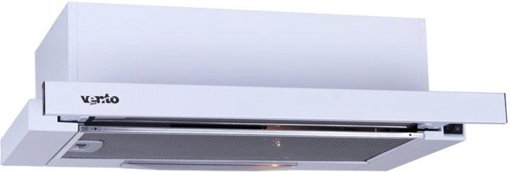 Витяжка VENTOLUX GARDA 60 WH (650) 1M - зображення 1