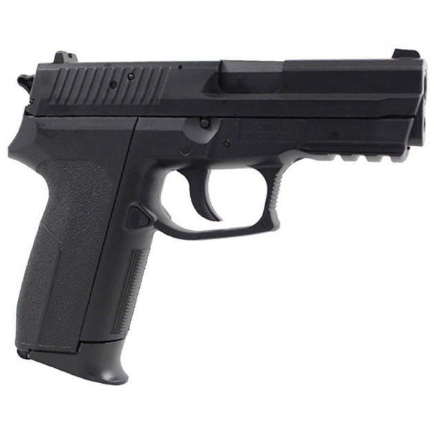 Пневматичний пістолет KWC 2022 (KM-47) пластик - зображення 1