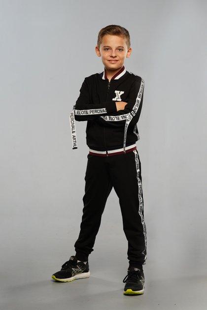 Спортивный костюм Tiaren Halen 146 см Черный - изображение 1