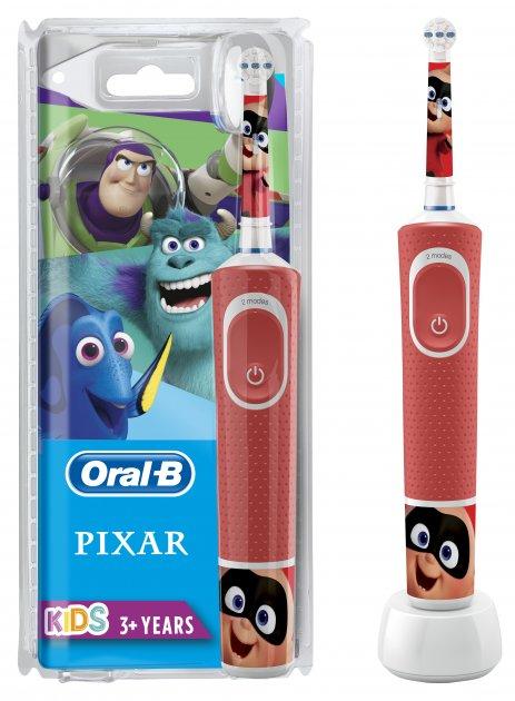 Електрична зубна щітка ORAL-B BRAUN Stage Power/D100 Pixar (4210201308874) - зображення 1