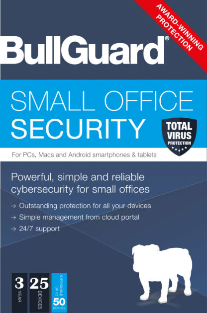 Антивірус Kaspersky Small Office Security 3 year 25 devices - зображення 1