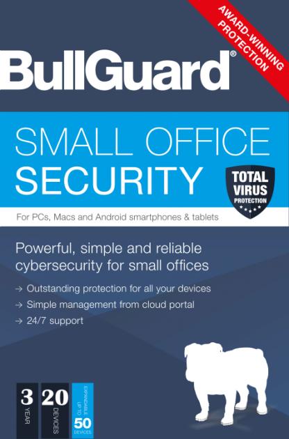 Антивірус Kaspersky Small Office Security 3 year 20 devices - зображення 1