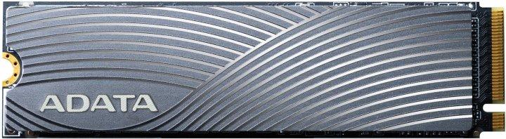 ADATA Swordfish 500GB M.2 2280 PCIe Gen3x4 3D NAND TLC (ASWORDFISH-500G-C) - зображення 1