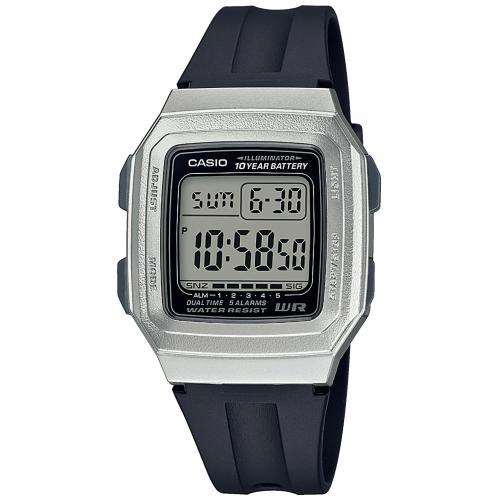 Наручний годинник Casio Collection F-201WAM-7AVEF - зображення 1