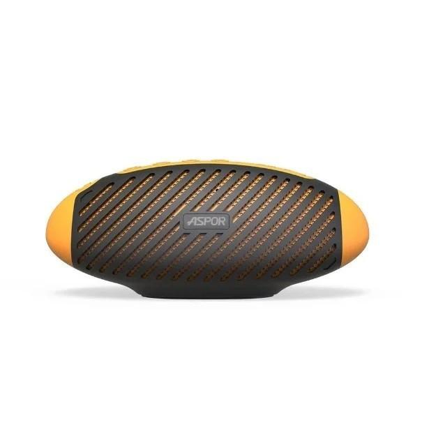 Bluetooth колонка Aspor P5 Plus Yellow - зображення 1