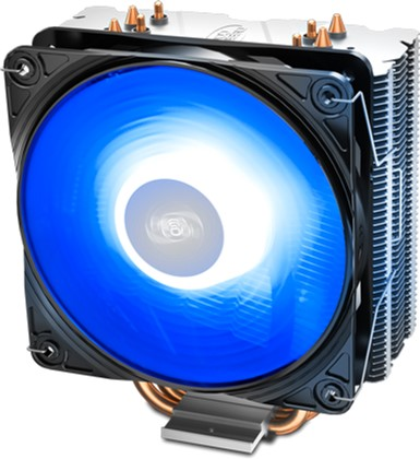 Кулер DeepCool Gammaxx 400 V2 Blue - изображение 1