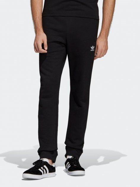 Спортивные штаны Adidas Trefoil Pant DV1574 S Black (4060507193779) - изображение 1