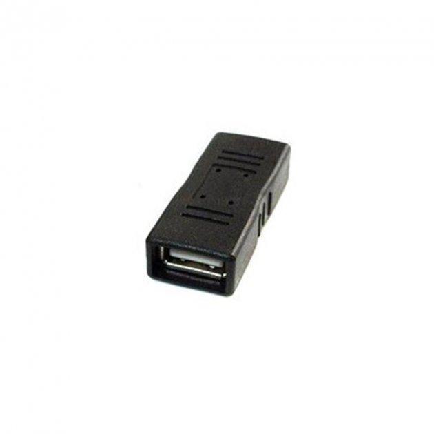 Перехідник Cablexpert (A-USB2-AMFF) USB 2.0 - USB 2.0 - зображення 1