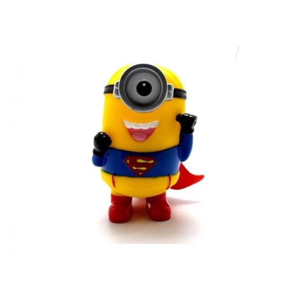 Портативна Bluetooth колонка NEEKA Соміс Heroes BT MINIONS 03 Superman (03852SM) - зображення 1