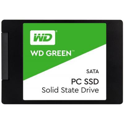 """Накопичувач SSD 2.5"""" 240GB Western Digital (WDS240G2G0A) - зображення 1"""