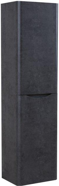 Пенал подвесной AQUA RODOS Америна темный мрамор - изображение 1