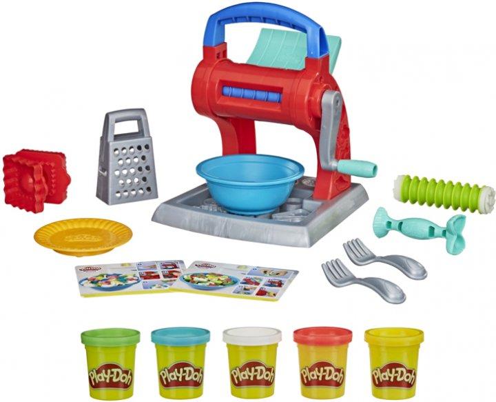 Игровой набор Play-Doh Вечеринка с лапшой (E7776) - изображение 1