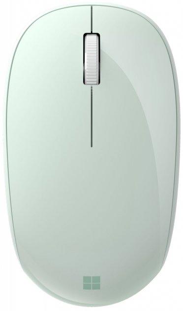 Миша Microsoft Bluetooth Mint (RJN-00034) - зображення 1