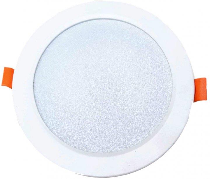 Світильник точковий Evrolight PLAIN-9R 9Вт 4200К (56849) 2шт - зображення 1