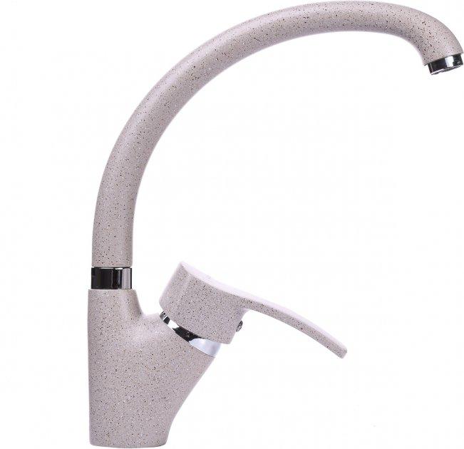 Смеситель кухонный GLOBUS LUX Queensland GLQU-0203S-BIG-5-TERRA - изображение 1
