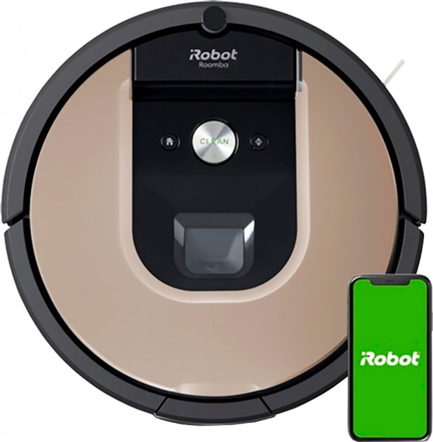 Робот-пылесос iRobot Roomba 976 - изображение 1