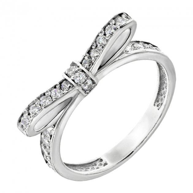 Кольцо Diamant К2851с (340958) 17.5 - изображение 1