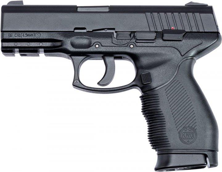Пістолет пневматичний SAS Taurus 24/7 (пластик) - зображення 1