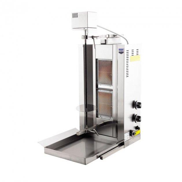 Аппарат для шаурмы газовый Remta D14 LPG - изображение 1