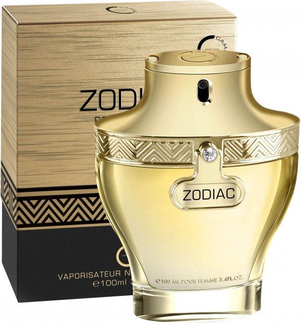 Парфюмированная вода для женщин Camara Zodiac 100 мл (6291107920184) - изображение 1