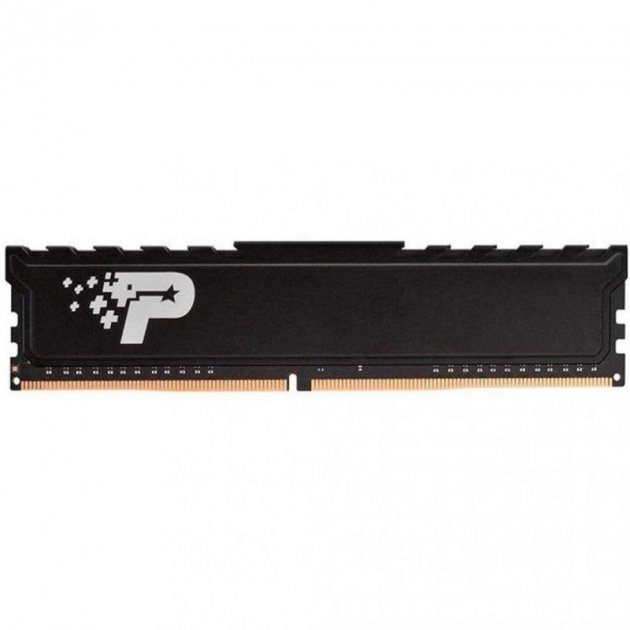 Модуль пам'яті DDR4 8GB/2666 Patriot Signature Premium (PSP48G266681H1) - зображення 1