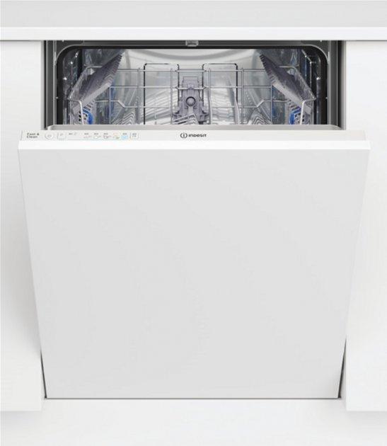 Вбудована посудомийна машина INDESIT DIE 2B19 A - зображення 1
