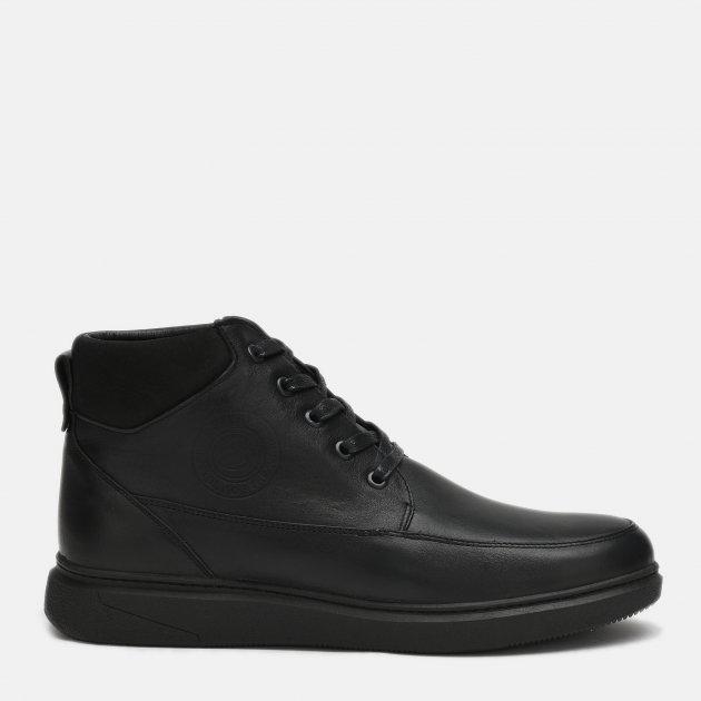 Ботинки Bastion 2078ч 41 26.5 см Черные (2220000041539) - изображение 1