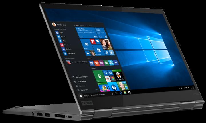 Ноутбук Lenovo ThinkPad X1 Yoga Gen 5 (20UB003NRT) Iron Grey - изображение 1