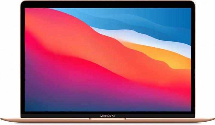 "Ноутбук Apple MacBook Air 13"" M1 256GB 2020 (MGND3) Gold - изображение 1"