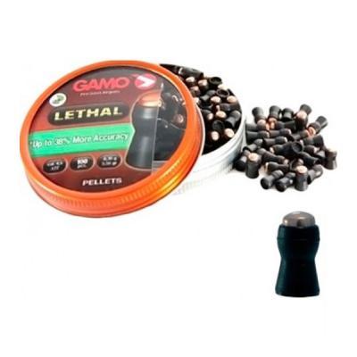 Кульки Gamo Lethal 100 шт. кал. 4,5 (6322740) - зображення 1