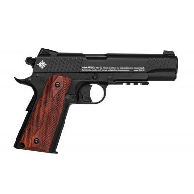 Пневматичний пістолет Crosman C1911B - зображення 1