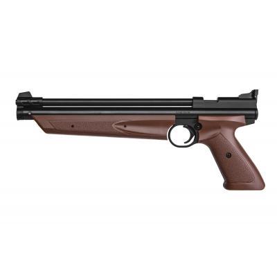 Пневматический пистолет Crosman American Classic Brown (P1377BR) - изображение 1