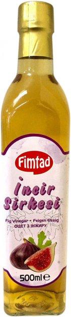 Уксус Fimtad инжирный 500 мл (8681957371805) - изображение 1