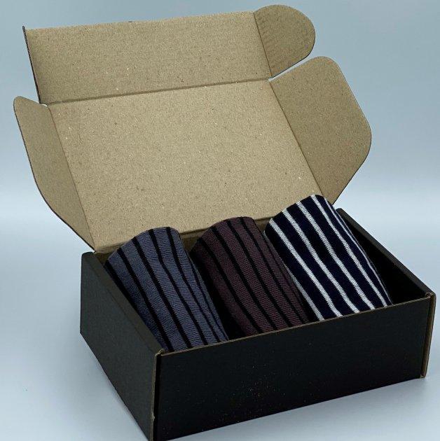 Набор носков Cool Socks 50063 44-46 3 пары Разноцветный (ROZ6400015276) - изображение 1