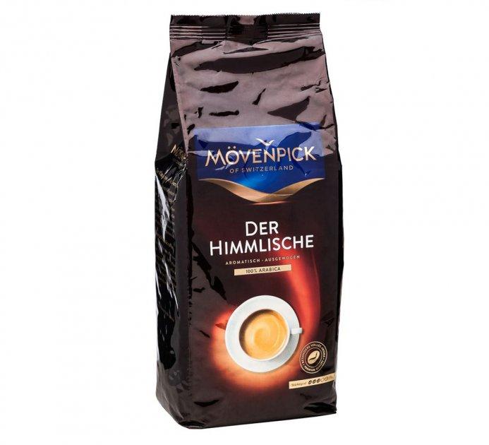 Кофе в зернах Movenpick Der Himmlische 1кг - изображение 1